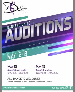DOT Auditions