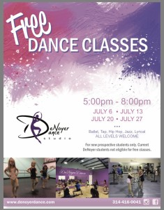 FreeDanceClass